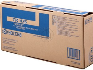 kyocera tk475 -  toner fs6025 / fs6030