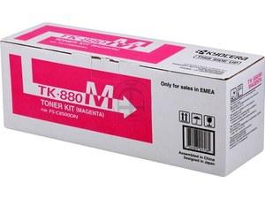 kyocera tk880m - toner magenta fs-c8500