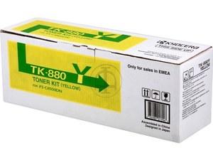 kyocera tk880y - toner jaune fs-c8500