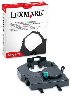 lexmark 3070169 - ruban 2480 2481 2490 2491 2580 2581 2590 2591 htecapacité