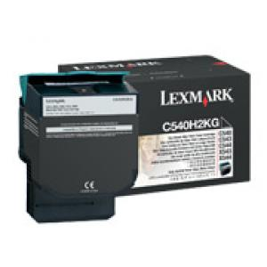 lexmark c540h2kg  - toner noir c540/c543/c544/c546/x543/x544/x546/x548 - 2500p