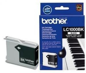 brother lc1000 bk - cartouche noire dcp-130c /330c /540cn /750 /mfc-240 /440 /660