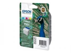 epson t0010 - cartouche encre 5 couleurs - stylus photo 1200
