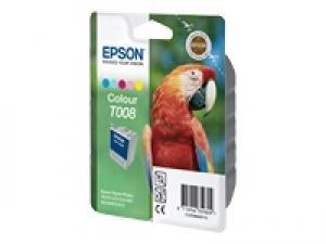 epson t008 - cartouche encre couleur - sp790 /870/875/890/895/915