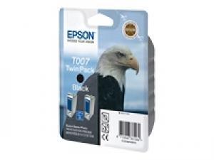 epson t007 (x2) - cartouche encre noire - sp790 /870/875/890/895/900/915/1270/