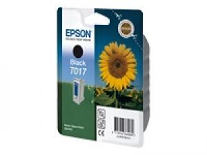 epson t017 - cartouche encre noire - stylus color 680