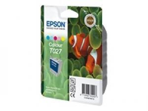 epson t027 - cartouche encre couleur - sp810/830/925/935
