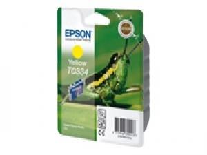 epson t0334 - cartouche encre jaune - stylus photo 950