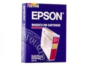 epson s020126 - cartouche encre magenta - stylus color 3000