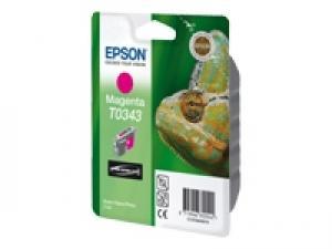epson t0343 - cartouche encre magenta - stylus photo 2100