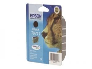 epson t0711 - cartouche encre noire - d78/92/120/dx4400/5050/6050 sx200 sx400