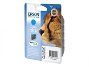 epson t0712 - cartouche encre cyan - d78/92/120/dx4400/5050/6000 sx200 sx400