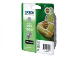 epson t0347 - cartouche encre grise - stylus photo 2100