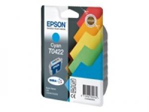 epson t0422 - cartouche encre cyan - c82/cx5200/cx5400