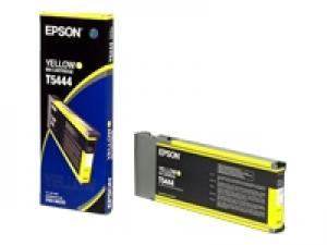 epson t5444 - cartouche encre jaune - pro4000/pro4400/pro7600/pro9600