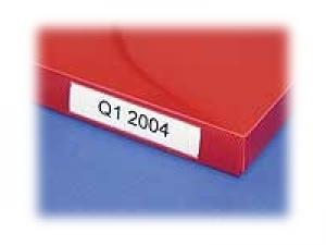 brother dk11203 - etiquettes 17x87mm r /bl ql500-550 400 étiquettes