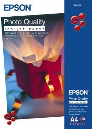 epson s041061 - papier couché qualité photo a4 102g/m2 - 100 feuilles