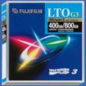 fuji 47022 - cartouche de sauvegarde lto-3  ultrium 400 /800gb - rew