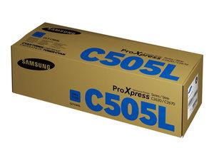 samsung clt-c505l - toner cyan xpress c2620 c2670 c2680 (3500pages)