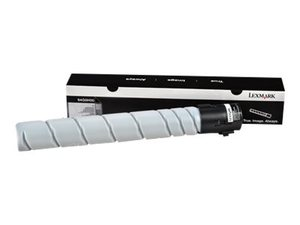 lexmark 64g0h00 - toner noir mx910 mx911 mx912 (32.500pages)