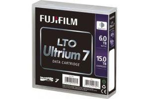 fuji 16456574 - cartouche de sauvegarde lto-7 ultrium  6tb / 15tb
