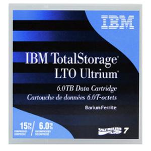 ibm 38l7303 - cartouche de sauvegarde lto-7 ultrium 6tb / 15tb - worm