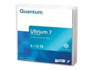 quantum mr-l7qmn-02 - cartouche de sauvegarde lto-7 ultrium  6tb / 15tb - worm