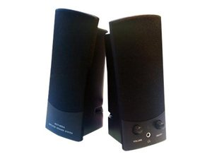 diver hp-360w - haut-parleurs pour pc 6watt noir