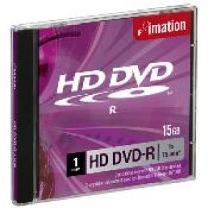 imation 26163 - dvd-r hd15gb 2x