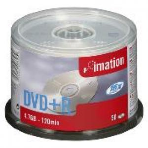 imation 21750 - dvd+r 4,7gb 16x - spindle de 50