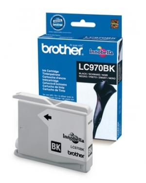 brother lc970 bk - cartouche noire dcp135c /dcp150c /dcp153c /mfc235c /mfc260c