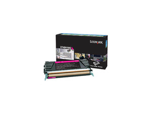 lexmark x748h1mg - toner magenta x748 - lrp - 10.000 pages