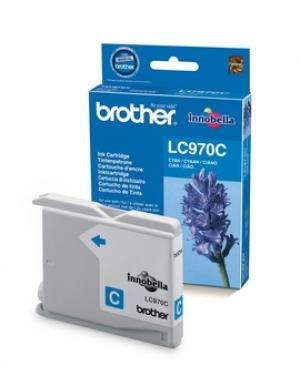 brother lc970 c - cartouche cyan dcp135c /dcp150c /dcp153c /mfc235c /mfc260c