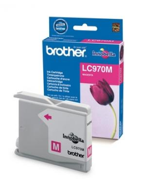 brother lc970 m - cartouche magenta dcp135c /dcp150c /dcp153c /mfc235c /mfc260c