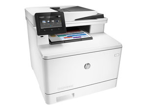 hp m5h23a - multifonction hp color laserjet pro mfp m377dw 24ppm