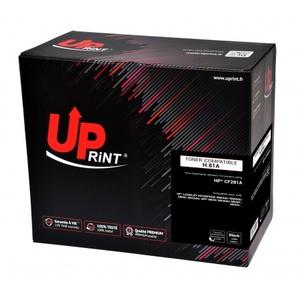 uprint - toner compatible cf281a - noir laserjet m604 m605 m606 m630 (81a)