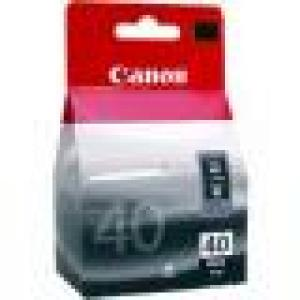 canon 0615b001 - cartouche d'encre noire pg40 - 16ml
