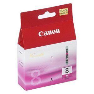 canon 0622b001 - cartouche d'encre magenta cli8