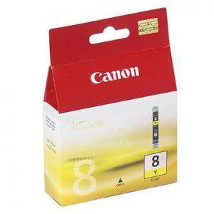 canon 0623b001 - cartouche d'encre jaune cli8