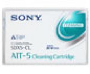 sony sdx5cln - cartouche de nettoyage 8mm - 50 passages ait-5