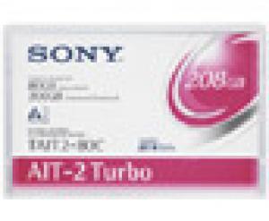 sony tait2-80c - cartouche de sauvegarde 8mm 186m ait-2 turbo mic 80 /208gb