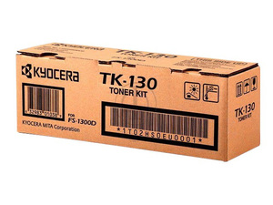 kyocera tk130 - toner fs1300d / fs1350 / fs1028 / fs1128