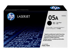 hp ce505a  - toner laserjet p2035 / p2055