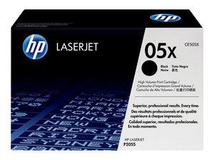 hp ce505x  - toner laserjet p2055 - longue durée