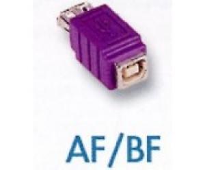 adaptateur usb type a femelle -> usb type b femelle