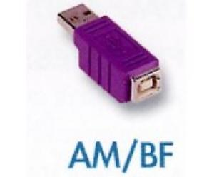 adaptateur usb type a mâle -> usb type b femelle