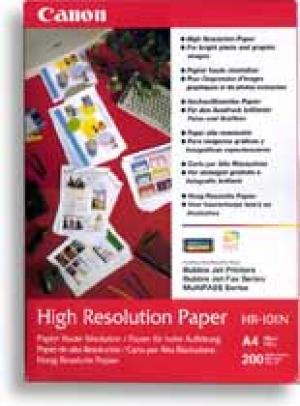 canon 1033a001 - papier couché hr101 - a4 - 200 feuilles - 106g
