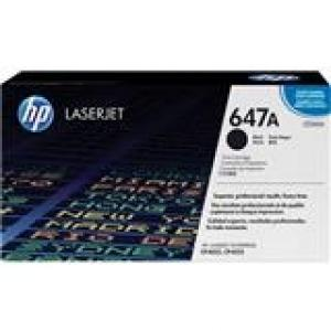 hp ce260a - toner noir laserjet cp4025/cp4525/cm4540 (8500pages) - 647a