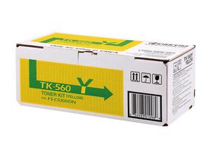 kyocera tk560y - toner jaune fsc5300 / fsc5350