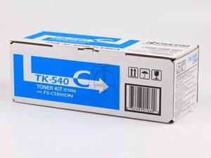 kyocera tk540c - toner cyan fsc5100
